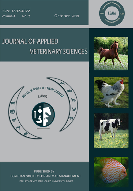 Journal of Applied Veterinary Sciences